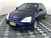 2002 Honda Civic VI 7th Gen Automatic Hatchback