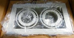 Box of 20 x Vellnice Recessed Down Light
