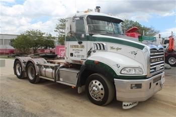 Mack Granite Prime Mover