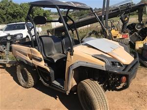 ATV 3 Cyl Diesel Linhai 800 4WD Buggy