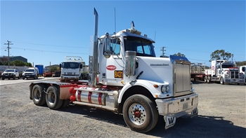 2016 Western Star Constellation 4800 FS2 6x4 Tipper Spec Prime Mover Truck