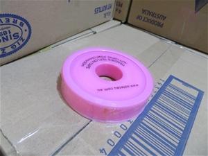 Teflon Tape 90 Plus Rolls Per Box