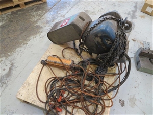 Demag Chain Hoist