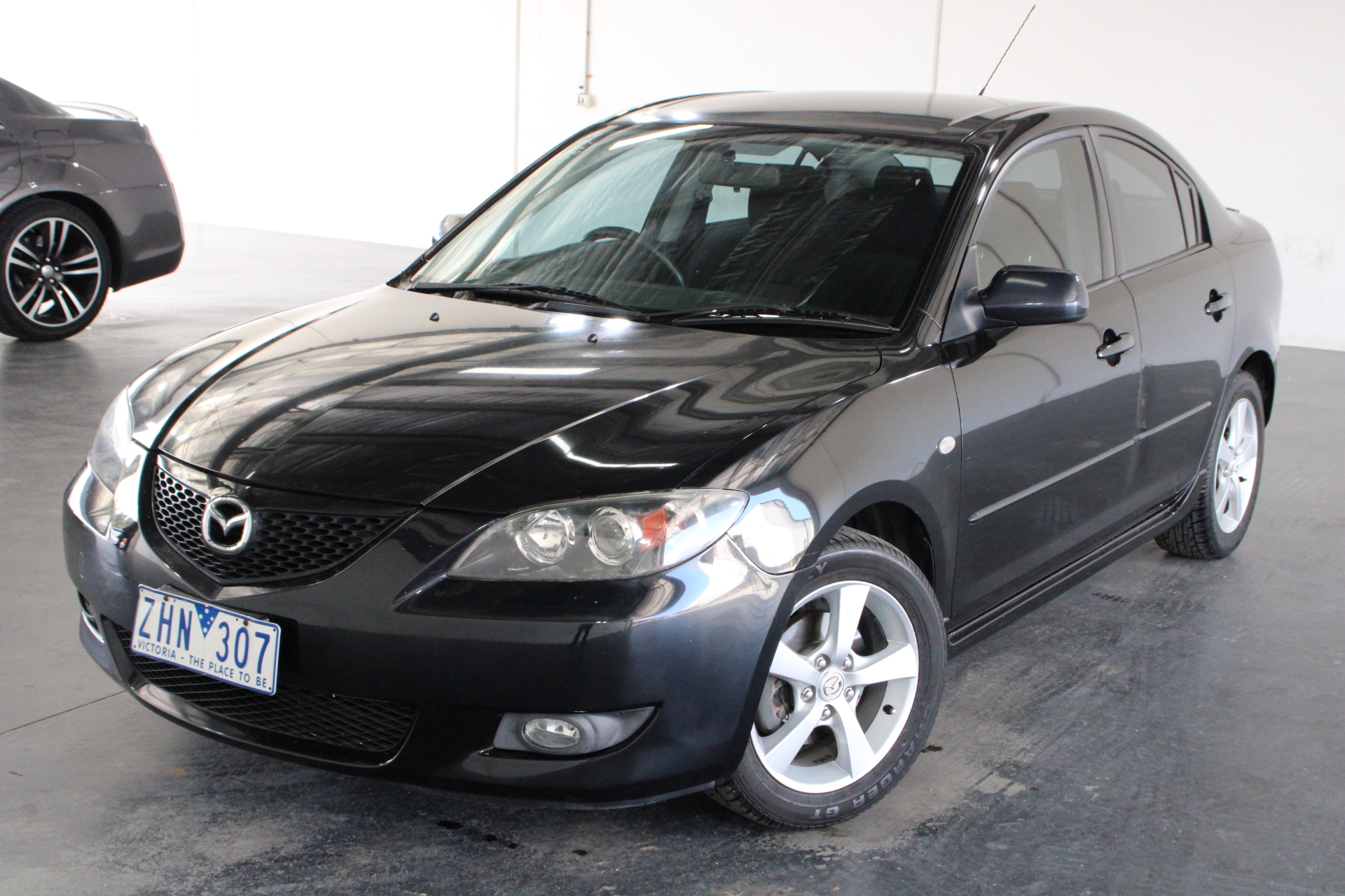 2005 Mazda 3 Maxx Sport BK Automatic Sedan