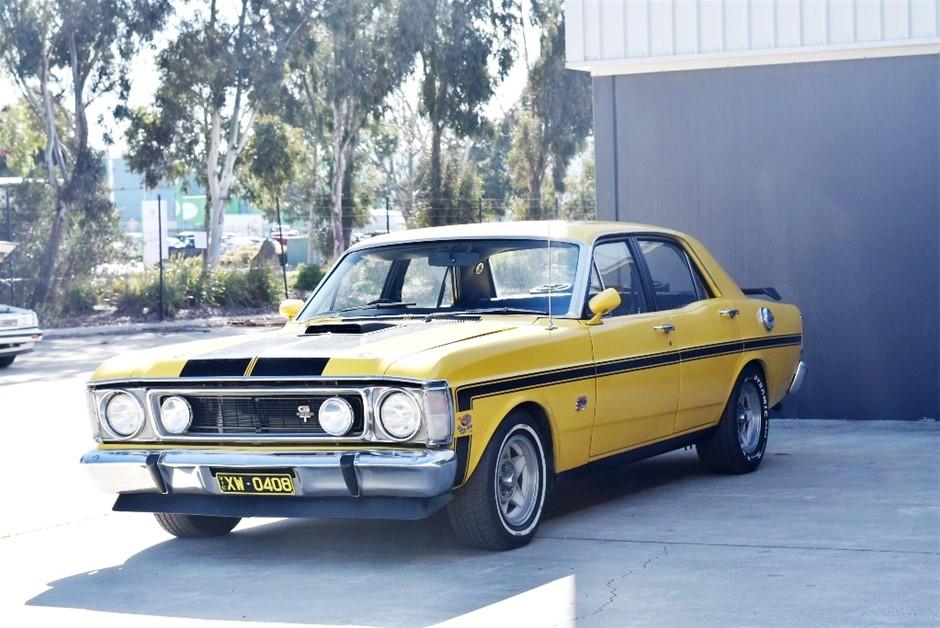 1969 Ford Falcon XW GT Replica 347ci Stroked V8 Automatic Sedan