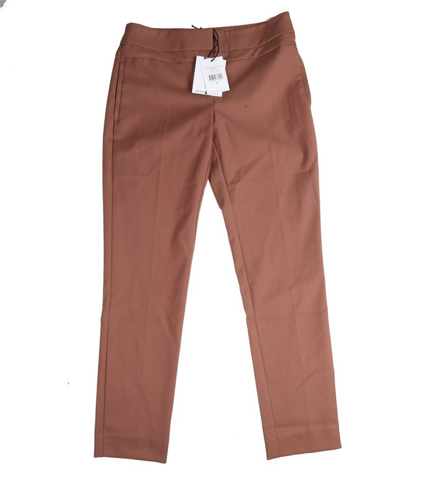 Women`s SPORTSCRAFT Robin Panel Pants, Size 6, Polyester/Viscose/Elastane,