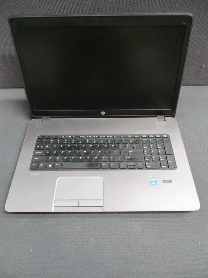 HP ProBook 470 G1 17-inch Notebook