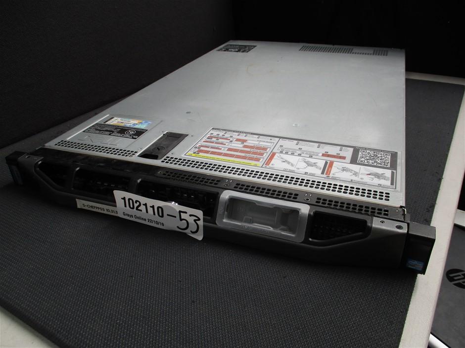 Dell PowerVault NX3300 Rackmount Server