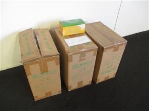 3x Cartons Eversafe Surgical Masks