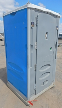 18x Units of Merlin Portable Toilets