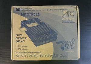 Nextodi Nvs 2801 Video Storage Doc