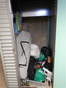 Contents Only of Storage Unit