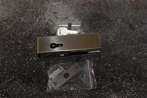 Qty 59 x 316 Satin Stainless Steel Lock