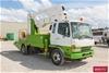 2007 Mitsubishi Fuso Fighter FK 600 4x2 Travel Tower Truck