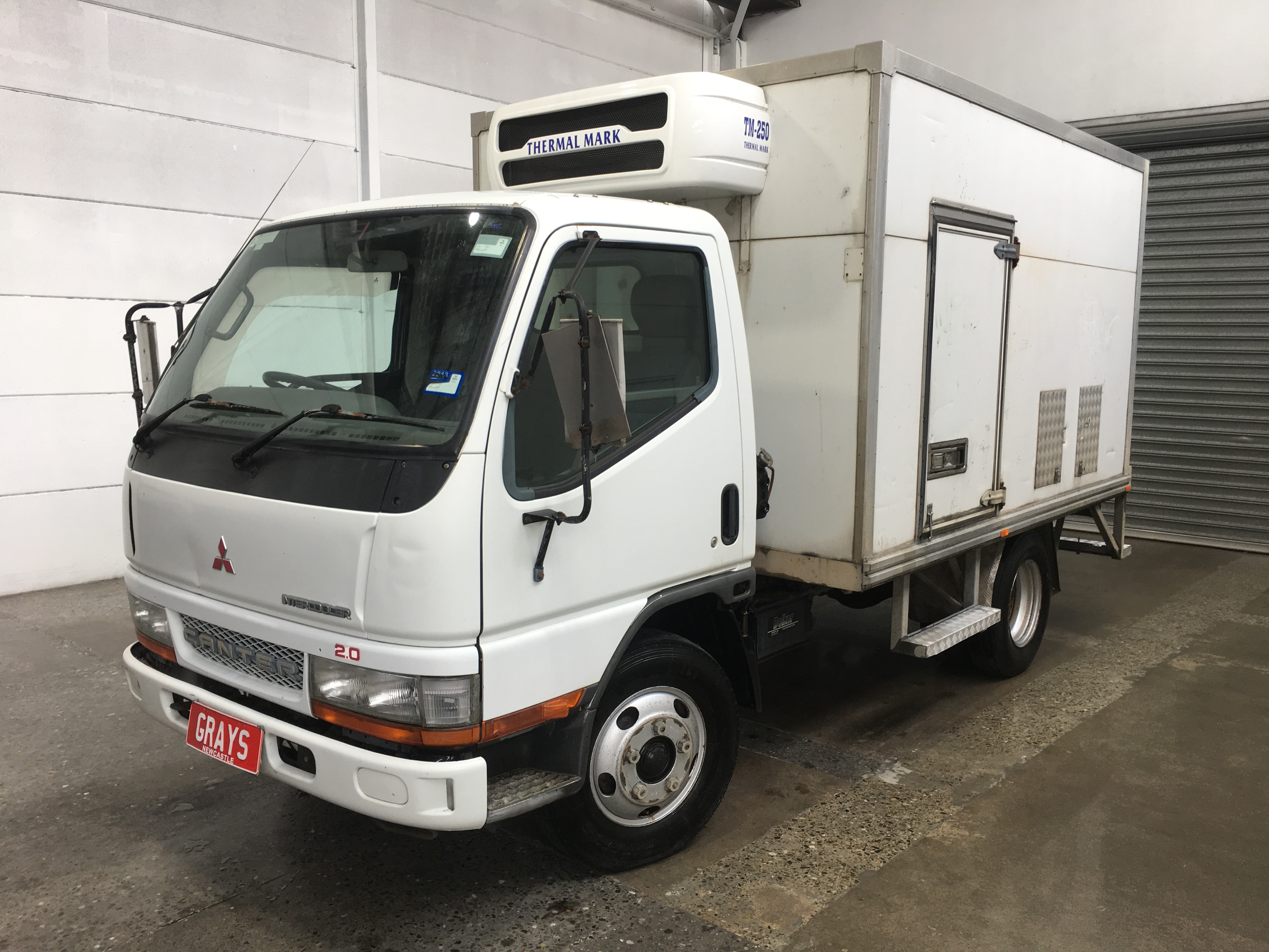 Mitsubishi CANTER FE534 2.0 SWB Turbo Diesel Manual Cab Chassis