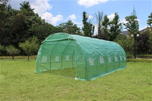 Walk In Greenhouse Tunnel Plant 6M X3M G