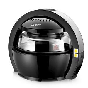 Devanti 13L Air Fryer Oven Cooker - Blac