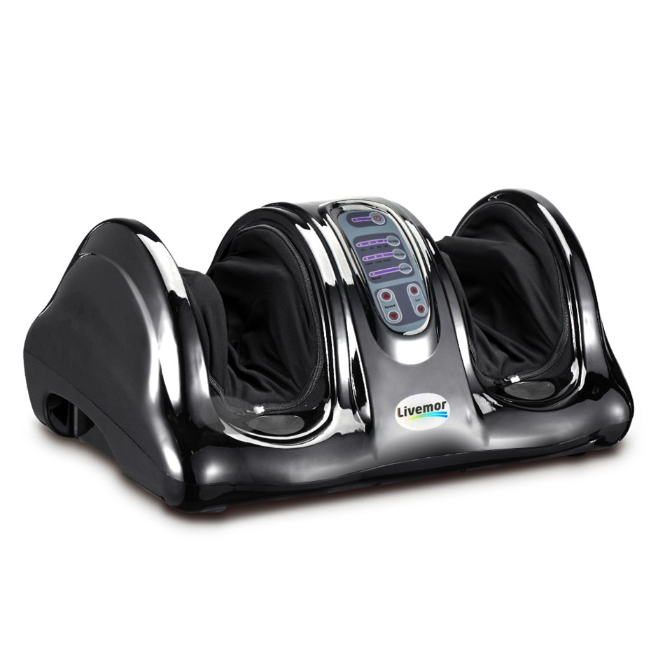 Devanti Foot Massager - Black