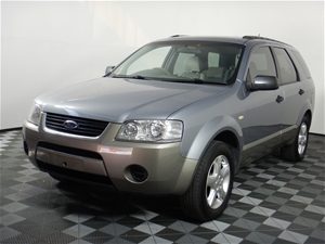 2006 Ford Territory TS (RWD) SY Automati