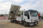 Unreserved 2006 Iveco Tipper & Marine Equipment