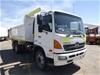 2007 Hino 500 6x4 Tipper Truck