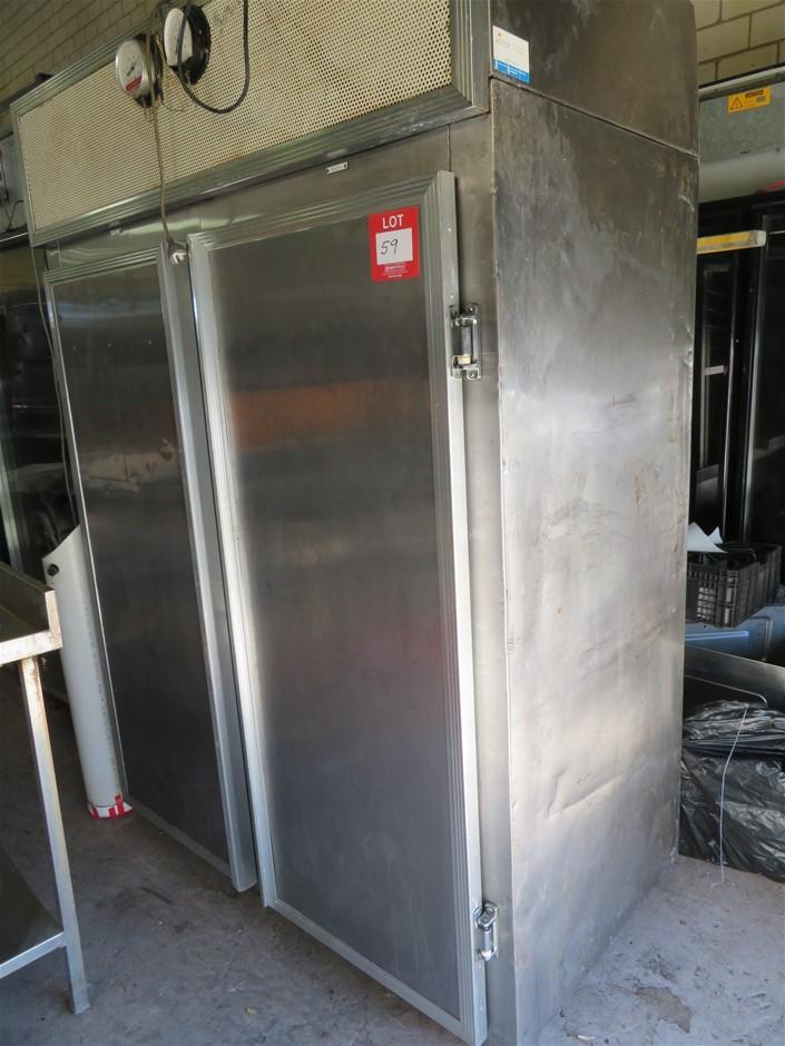 Commercial 2 Door Fridge