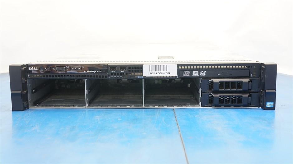 Dell PowerEdge R520 Rackmount Server