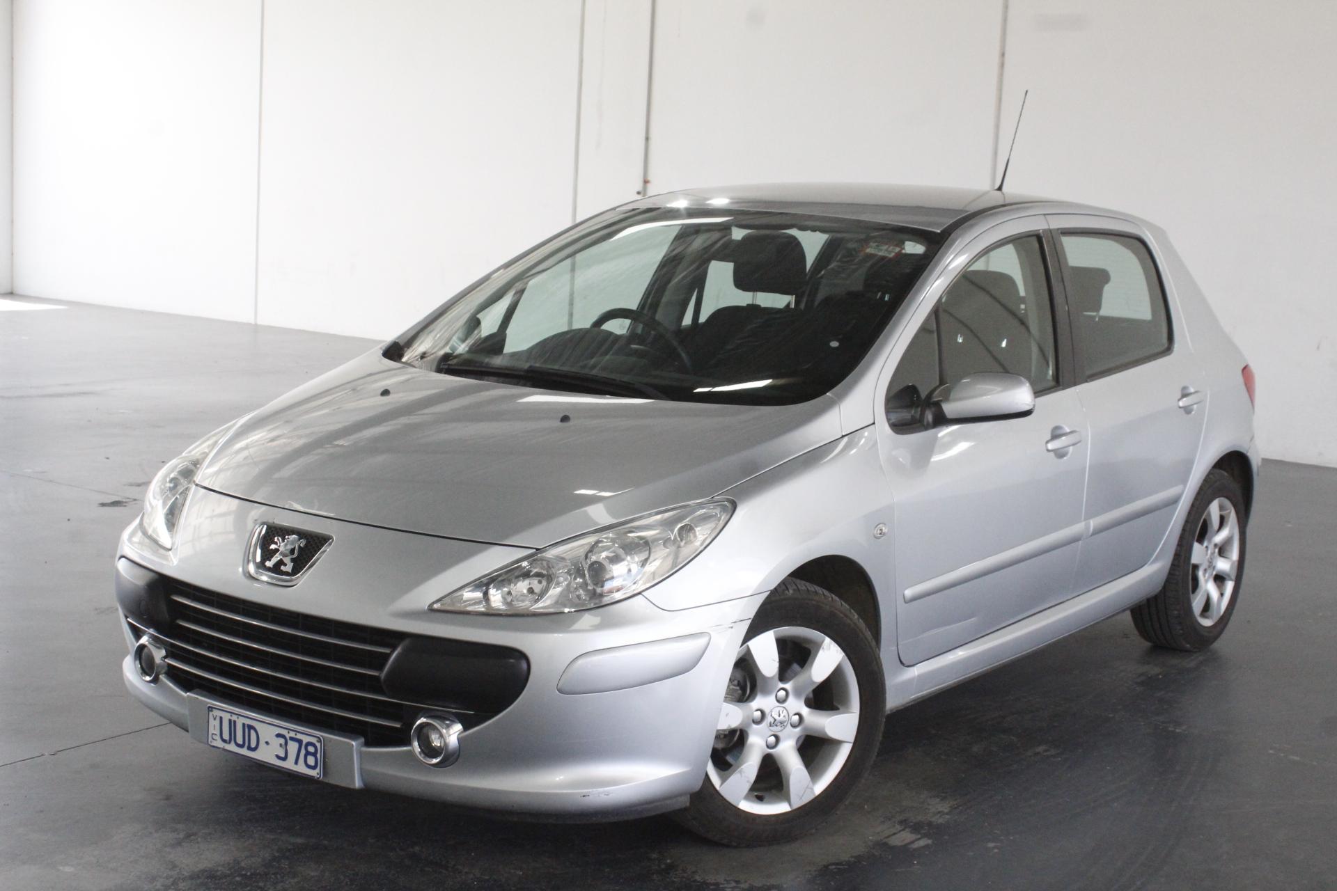 2007 Peugeot 307 XS 1.6 Automatic Hatchback