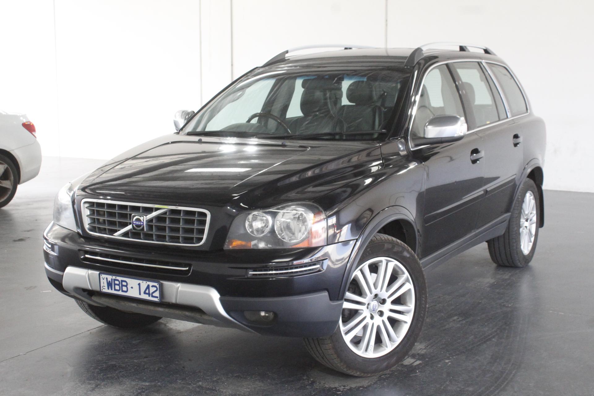 2007 Volvo XC90 D5 Executive Turbo Diesel Automatic 7 Seats Wagon