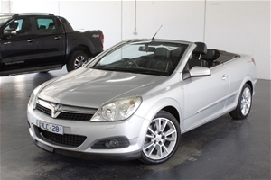 2008 Holden Astra Twin Top AH Automatic