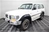 1996 Toyota Landcruiser GXL (4x4) FZJ80 Automatic 8 Seats Wagon