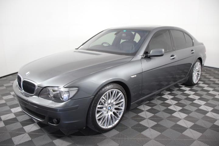 BMW 7 50i E65 Automatic Sedan