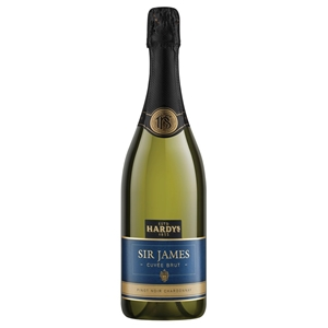 Hardy's `Sir James` Cuvee Brut 2019 (6 x