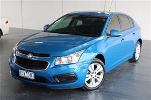 2015 Holden Cruze CD JH Automatic Hatchb