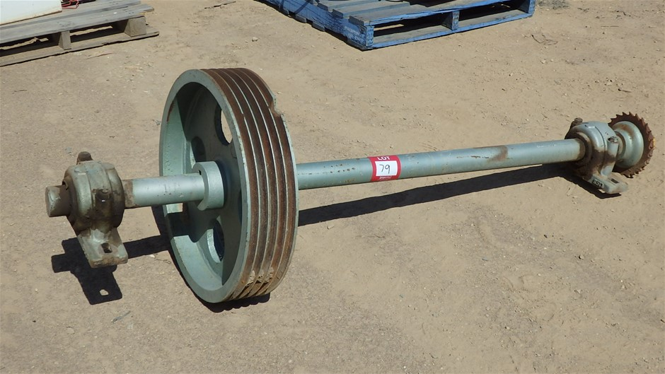 Axle Assembly