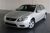 Unreserved 2008 Ford Falcon XT FG Automatic Sedan