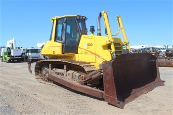 2001 New Holland DC180LT (22T) Crawler Dozer