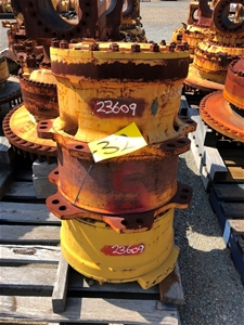 Caterpillar 769c 01x00576 Wheel End And