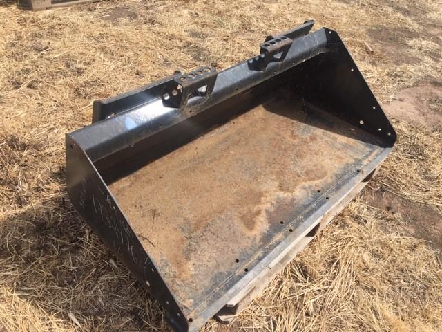 1380mm Bobcat Skidsteer Bucket