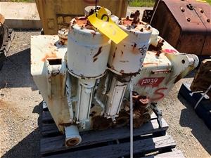 Caterpillar 777a 84a0823 Hydraulic Tank-
