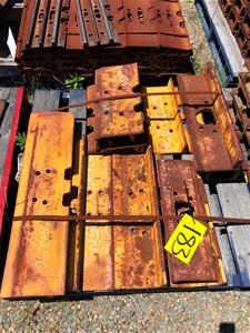 Caterpillar Shoe Track Mix D5n D6h D7h D