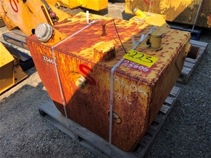 Caterpillar 769c 01x00576 Fuel Tank Cat