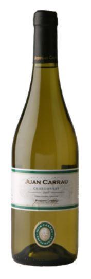 Carrau Juan Carrau Chardonnay 2017 (12 x 750mL), Canelones, Uruguay.