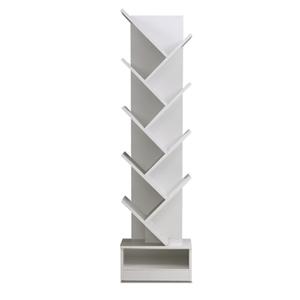 Artiss Display Shelf 9-Shelf Tree Booksh