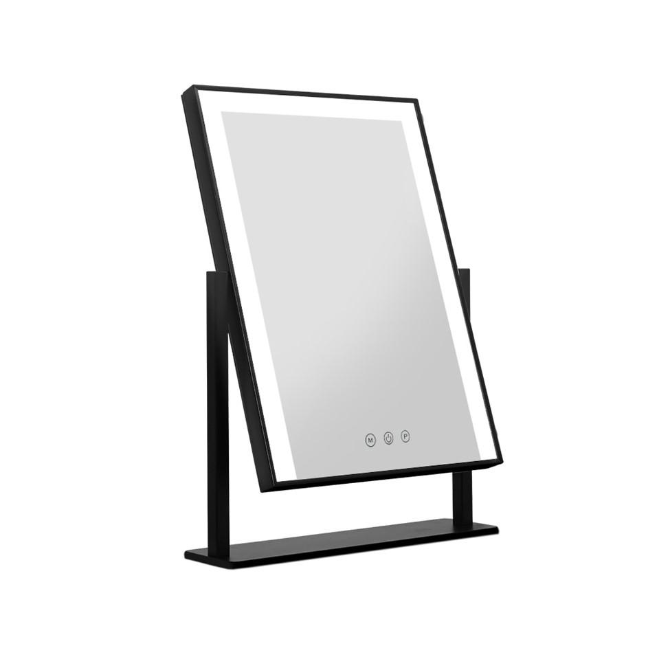 Embellir Hollywood Makeup Mirror, Light LED Strip Standing Tabletop Vanity