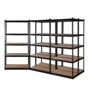 5x0.9M 5-Shelves Steel Warehouse Shelvin