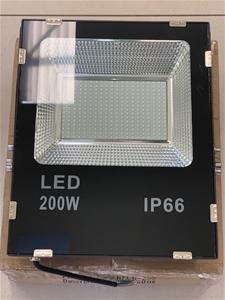 200 Watt LED Floodlight IP66 - Commercia