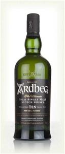 Ardbeg Ten Yr Old Single Malt Scotch (1x