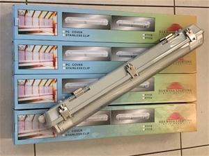 Set of 4 Weatherproof Fittings (LED Tube