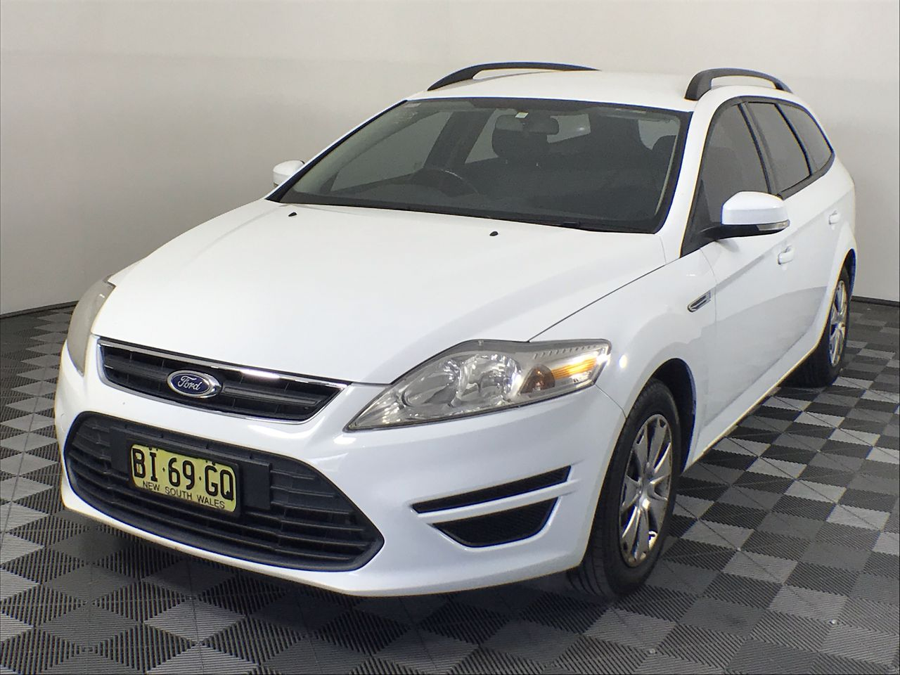 2010 Ford Mondeo LX Auto Wagon 129,611kms
